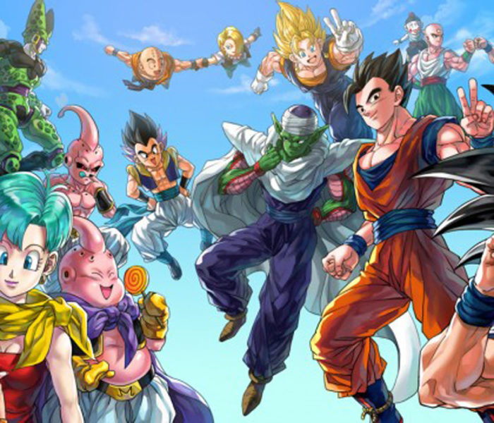 Come back de Dragon Ball Z