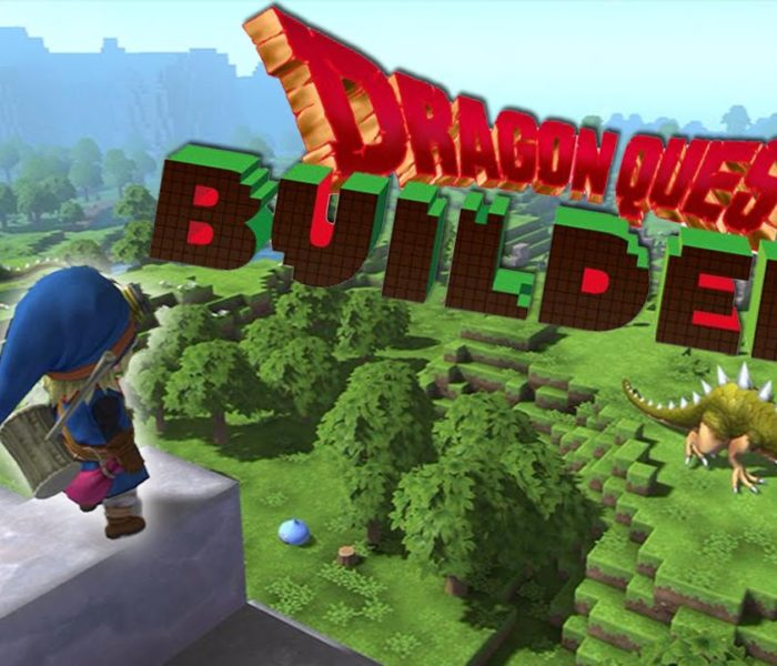 Square Enix présente le trailer de Dragon Quest Builders en Europe
