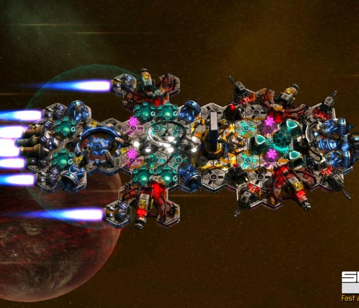 Originalité et défi sont au rendez-vous avec le jeu de stratégie Space Run