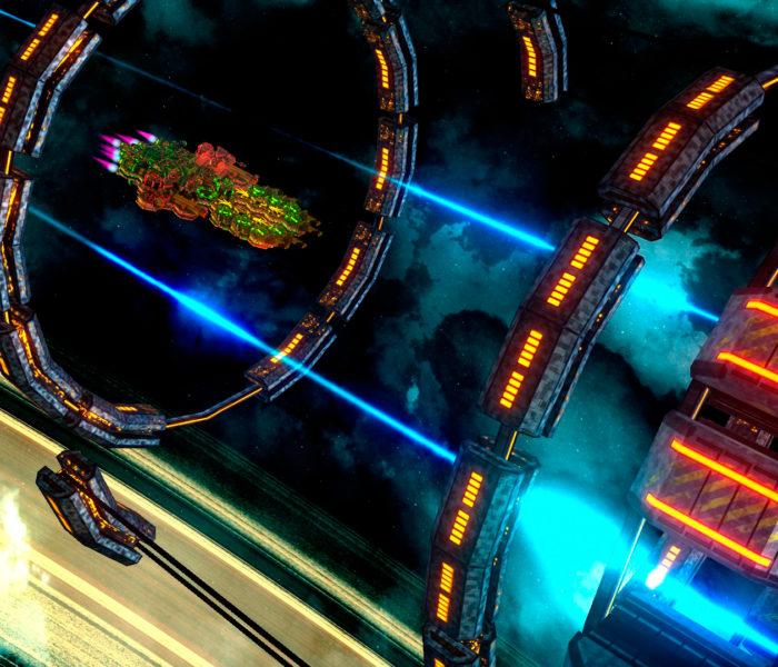Avec Space Run Galaxy, la saga des tower-defense continue