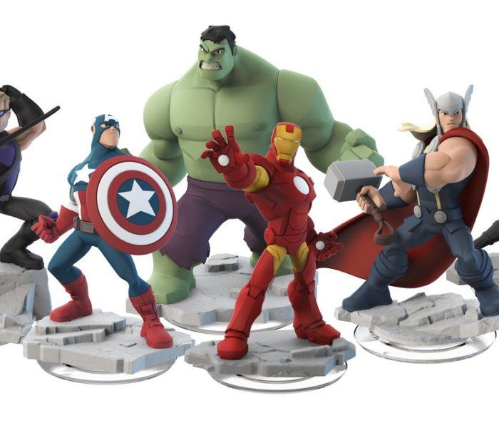Disney Infinity se focalise de nouveau sur Marvel