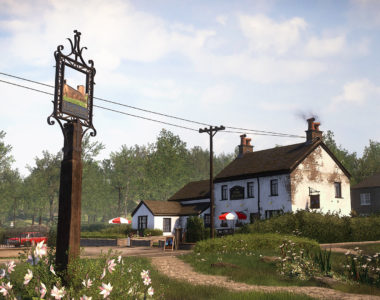 Le simulateur de balade Everybody's Gone to the Rapture reste perfectible