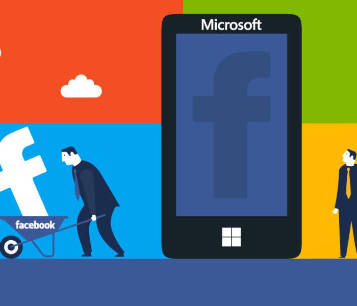 Câble transatlantique pour une meilleure connexion : fusion de Microsoft et de Facebook