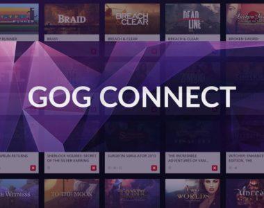 La duplication de bibliothèque Steam est rendue possible avec GOG Connect