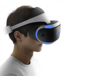 Présentation de l'ex Morpheus, la PlayStation VR de Sony